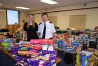IT'S A GIFT: SEFTON GROUP SUPPORTS SALVATION ARMY CHRISTMAS APPEAL