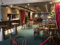 'CURTAIN UP' AT THE SEFTON HOTEL'S NEW THEATRE BAR