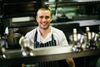RECIPE FOR SUCCESS AS PALACE HOTEL APPOINTS NEW COMMIS CHEF